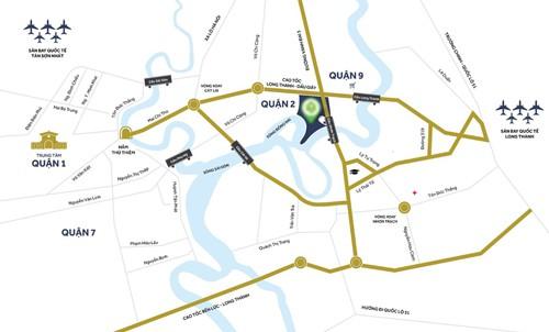 Quận 9 sẽ tiếp tục là điểm nóng thị trường TP HCM - Ảnh 1.