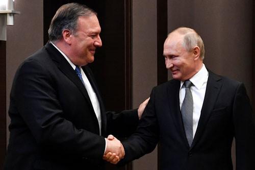 Mỹ - Nga không dễ cải thiện quan hệ - ảnh 1