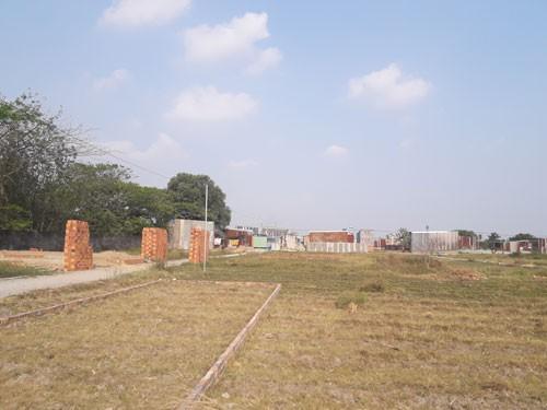 Xây dựng không phép ở Bình Chánh cứ tiếp diễn - Ảnh 2.