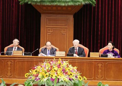 Tập trung mọi nguồn lực cho Đại hội Đảng - Ảnh 1.