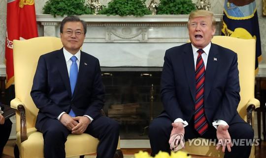 """Truyền thông Triều Tiên tố Hàn Quốc """"chuẩn bị chiến tranh"""" - Ảnh 2."""