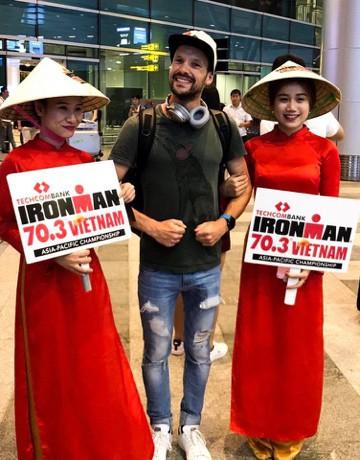 Techcombank Ironman Apac 2019: Thêm nhiều kỷ lục thế giới được ghi nhận - Ảnh 2.