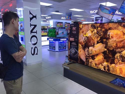 Mua tivi 4K để xem truyền hình... HD