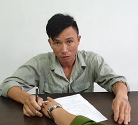 Trốn sang Đài Loan không được, về bắt người tổ chức đánh đập đòi 750 triệu đồng - ảnh 1