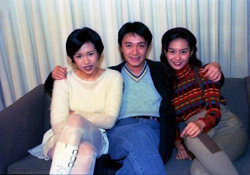 Chu Ân và 3 năm yêu đương cay đắng với Châu Tinh Trì - Ảnh 3.