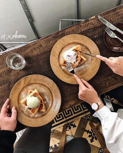 5 quán cà phê cho ngày thảnh thơi ở Hà Nội - Ảnh 14.