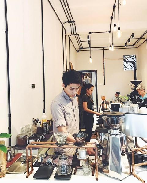 5 quán cà phê cho ngày thảnh thơi ở Hà Nội - Ảnh 19.