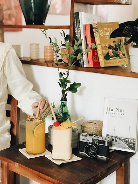 5 quán cà phê cho ngày thảnh thơi ở Hà Nội - Ảnh 23.