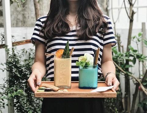5 quán cà phê cho ngày thảnh thơi ở Hà Nội - Ảnh 24.