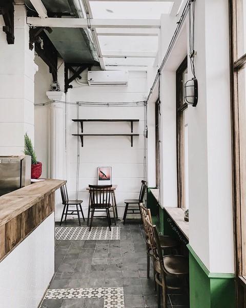 5 quán cà phê cho ngày thảnh thơi ở Hà Nội - Ảnh 5.