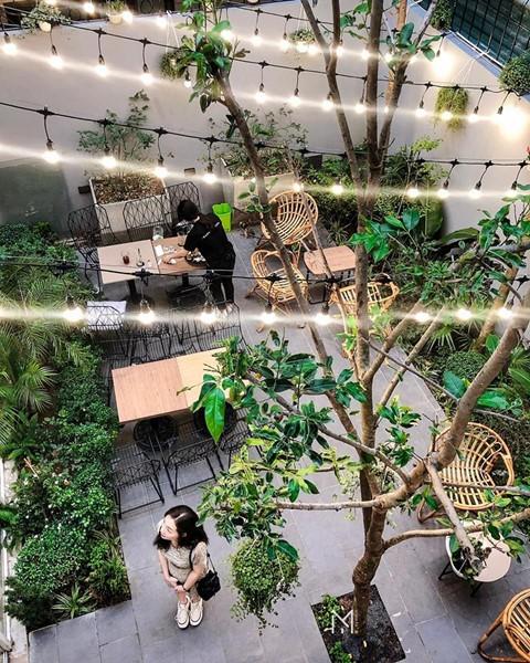 5 quán cà phê cho ngày thảnh thơi ở Hà Nội - Ảnh 7.