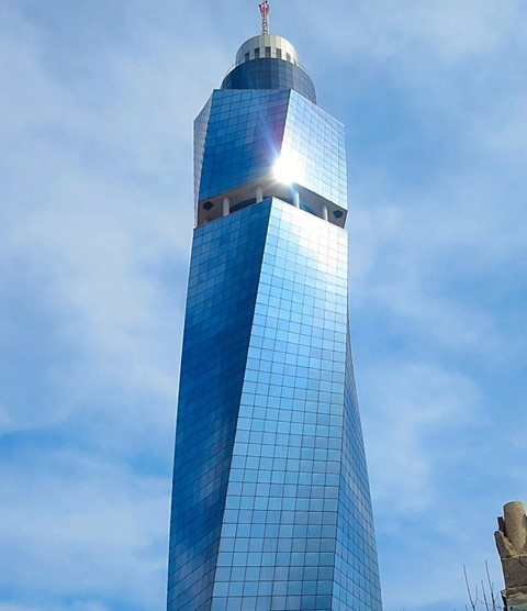 Khám phá 10 tòa tháp xoắn ốc đẹp ấn tượng thế giới - Ảnh 10.
