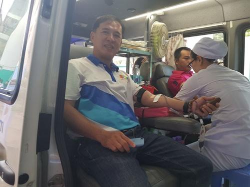 500 đoàn viên SCTV hiến máu nhân đạo - ảnh 1