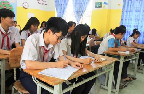 Giáo dục chưa đột phá mà 1 lớp đã 42/43 học sinh giỏi - Ảnh 1.