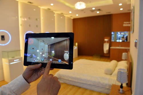 Căn hộ thông minh trở nên phổ biến trên thị trường Việt Nam - Ảnh 1.