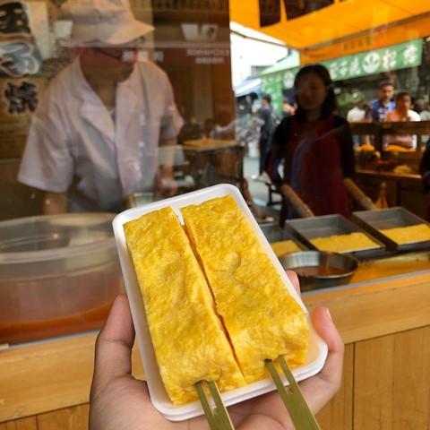 7 món ăn đường phố tạo nên đỉnh cao của ẩm thực Tokyo - Ảnh 2.
