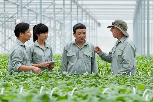 Việt Nam sẽ thiếu lao động có trình độ cao cho nông nghiệp 4.0 - Ảnh 1.