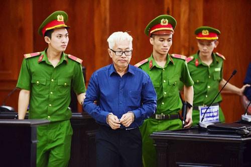 Xu phuc tham vu co y lam trai tai Ngan hang Dong A Vu an co bo lot nguoi