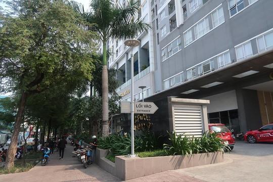 Vu dam o be gai trong thang may Ong Nguyen Huu Linh thuong xuyen trinh dien