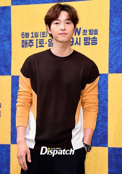 Song Joong Ki lên tiếng về tin đồn ngoại tình, hôn nhân trục trặc - Ảnh 1.