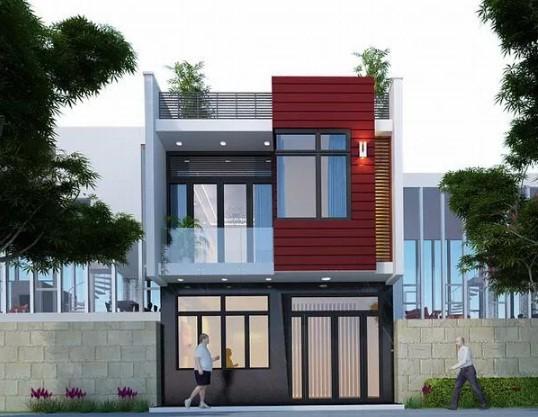 10 mẫu nhà phố 6x10m đẹp xiêu lòng - Ảnh 3.