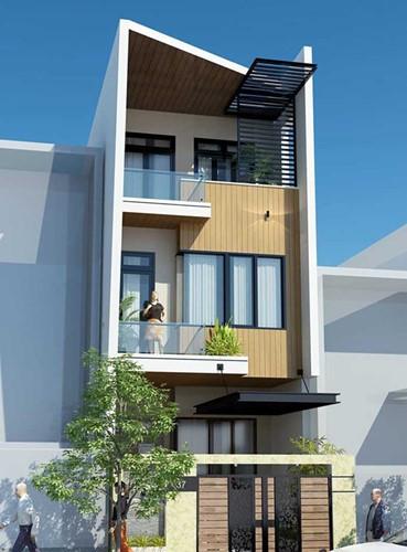 10 mẫu nhà phố 6x10m đẹp xiêu lòng - Ảnh 5.