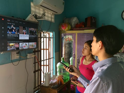 Đà Nẵng: WiFi miễn phí phục vụ công nhân - Ảnh 1.