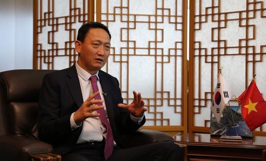 Đại sứ Hàn Quốc Kim Do Huyn và những đóng góp đáng ghi nhận tại Việt Nam - Ảnh 1.