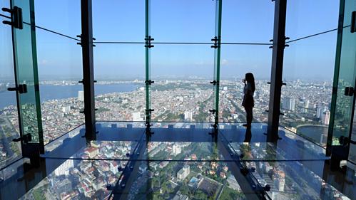 Đài quan sát Hà Nội trong top điểm ngắm cảnh đẹp nhất thế giới - Ảnh 1.