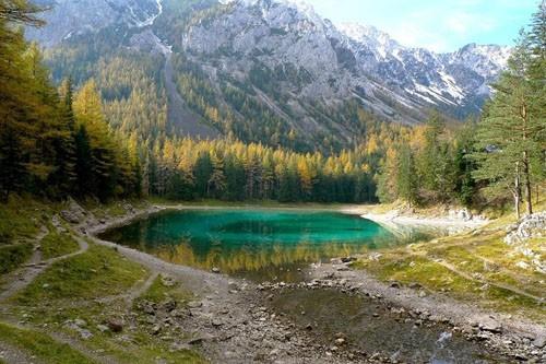 Công viên ma thuật cứ 6 tháng biến mất một lần ở Áo - Ảnh 1.