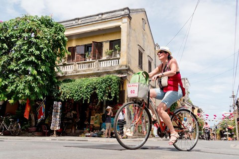 Hội An và những cung đường đạp xe lý tưởng nhất thế giới - Ảnh 1.