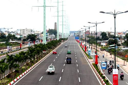 """Đại lộ Phạm Văn Đồng - Cung đường """"vàng"""" sở hữu các dự án bất động sản cao cấp"""