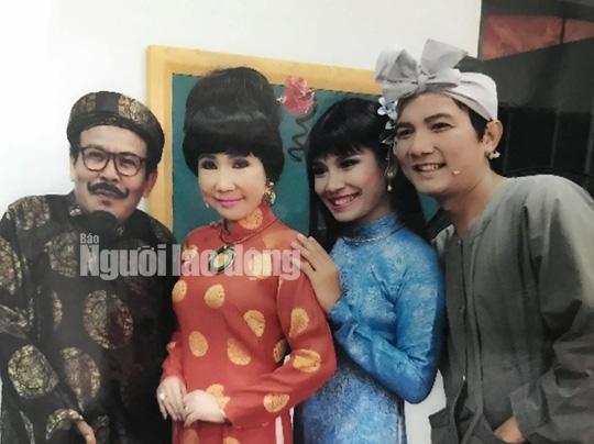 Trùm sò - NSƯT Giang Châu qua đời - Ảnh 2.