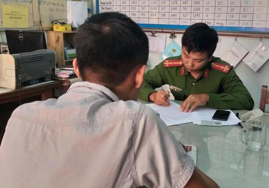 Vu hanh hung phong vien Bao Nguoi Lao Dong Khong khoi to chi xu phat 25 trieu dong