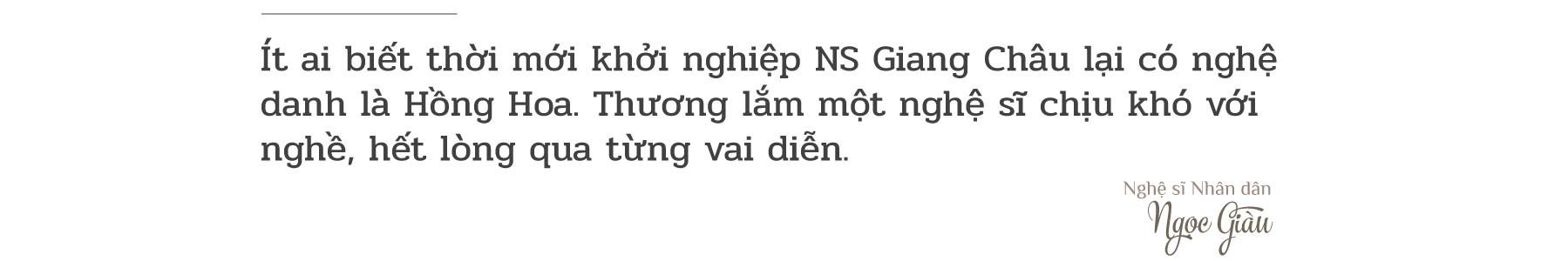 [eMagazine] - Đồng nghiệp khóc khi hay tin Trùm sò Giang Châu qua đời - Ảnh 3.