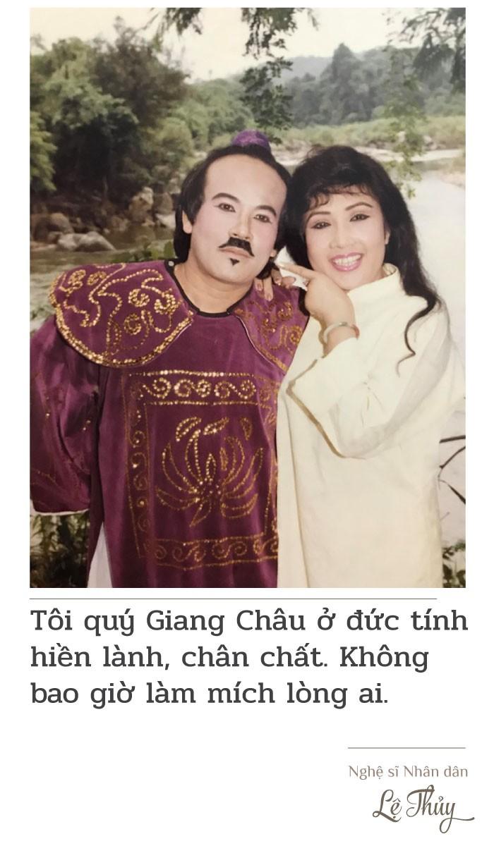 [eMagazine] - Đồng nghiệp khóc khi hay tin Trùm sò Giang Châu qua đời - Ảnh 4.