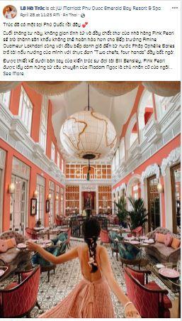 Ngô Thanh Vân đón sinh nhật cực chất tại nhà hàng Pink Pearl - JW Marriott Phu Quoc Emerald Bay - Ảnh 5.