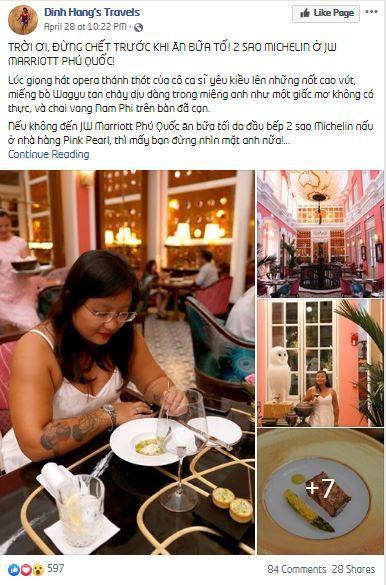 Ngô Thanh Vân đón sinh nhật cực chất tại nhà hàng Pink Pearl - JW Marriott Phu Quoc Emerald Bay - Ảnh 6.