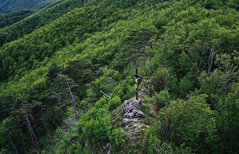 Vùng đất của bá tước ma cà rồng nhìn từ trên cao - Ảnh 18.