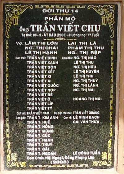 Choáng với những người đàn ông nhiều vợ lắm con nhất Việt Nam - Ảnh 3.