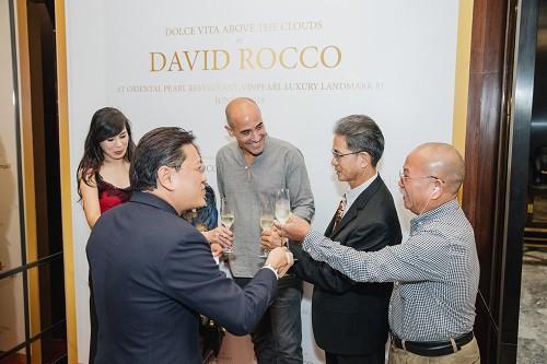 Siêu đầu bếp David Rocco - từ tình yêu đến chinh phục tinh hoa ẩm thực Việt - Ảnh 15.