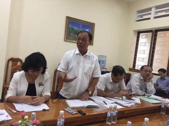 Ông Lê Tấn Hùng bị đình chỉ công tác - ảnh 1