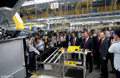 VinFast lập kỳ tích ôtô Việt