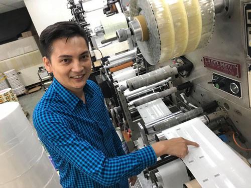 CEO 8X nâng tầm trái cây Việt - Ảnh 1.