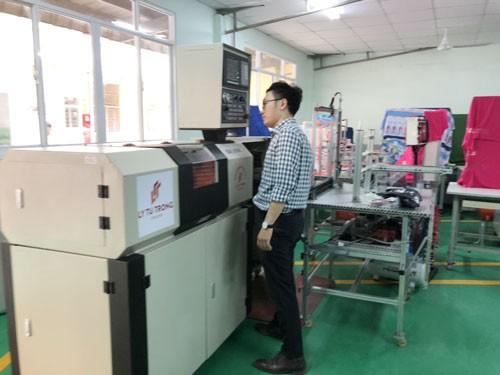 TP HCM khai mạc Hội thi thiết bị đào tạo tự làm - Ảnh 1.