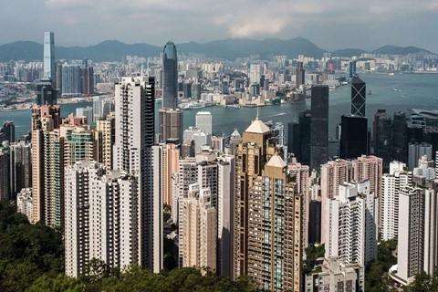 Biến động chính trị đe dọa đế chế của các tỷ phú địa ốc Hong Kong - Ảnh 2.