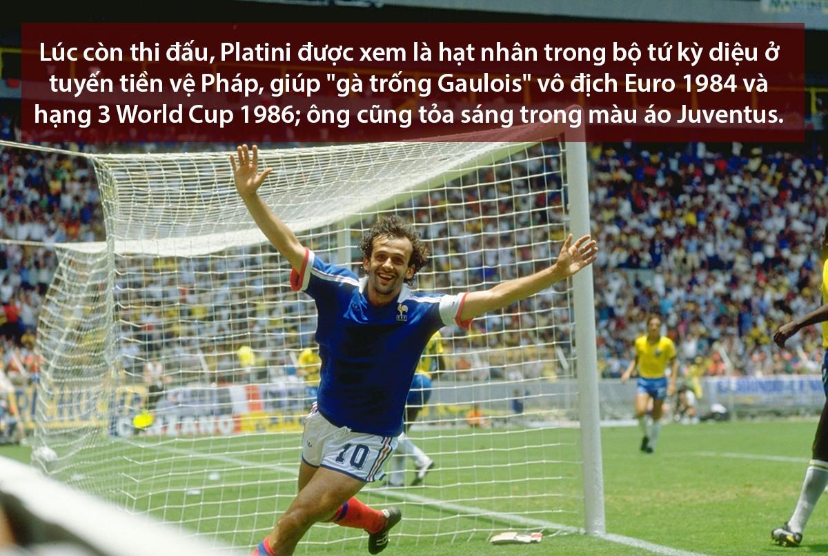 [eMagazine] - Platini - Từ huyền thoại đến nghi can - Ảnh 2.