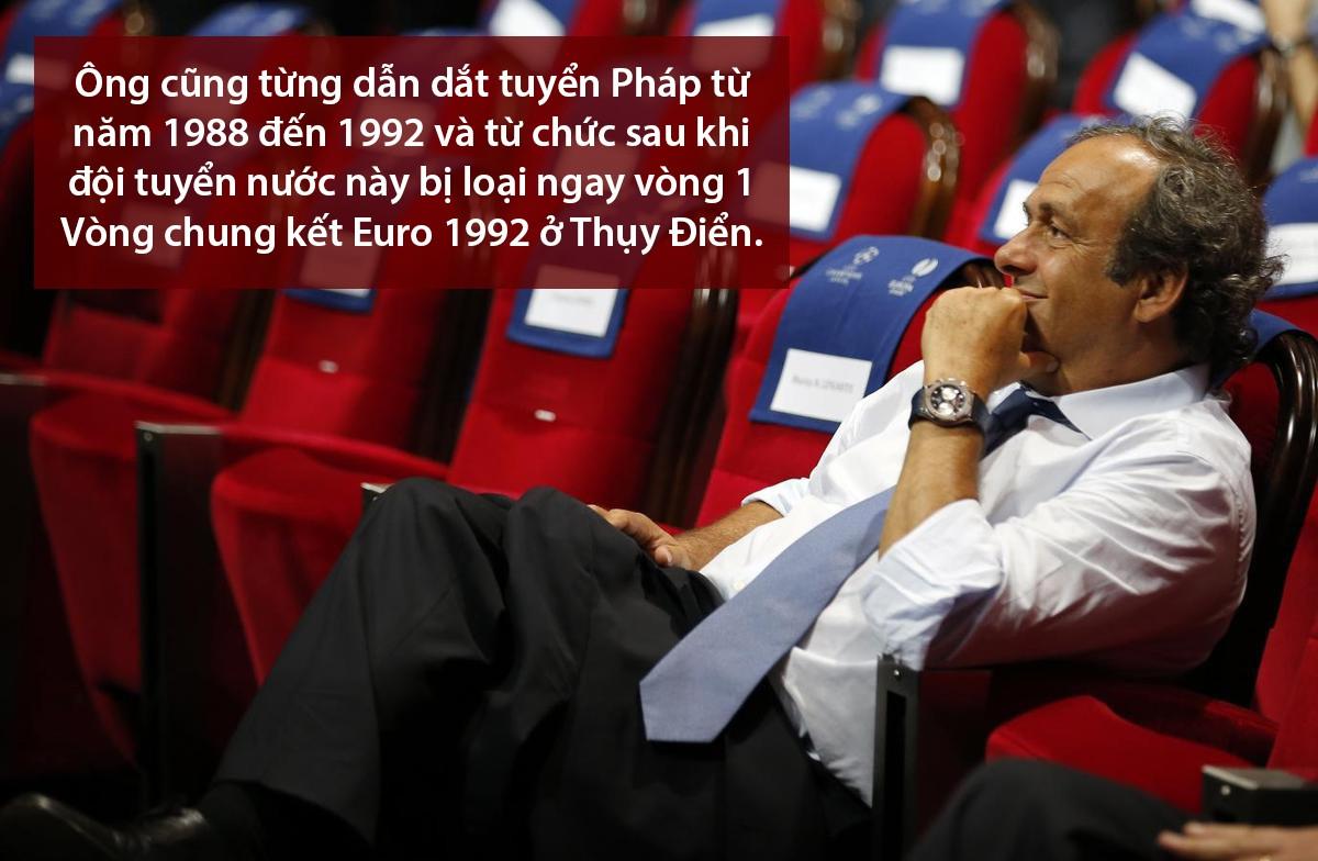 [eMagazine] - Platini - Từ huyền thoại đến nghi can - Ảnh 4.