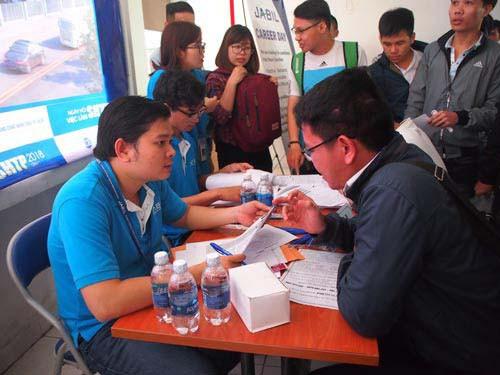 Kết nối ứng viên và doanh nghiệp - Ảnh 1.