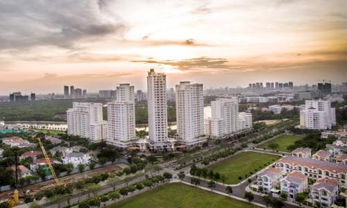 Giá nhà Sài Gòn tăng 50% trong nửa thập niên - Ảnh 1.